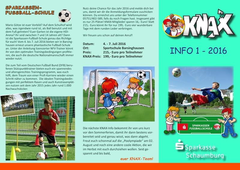 Folder - KNAX Info