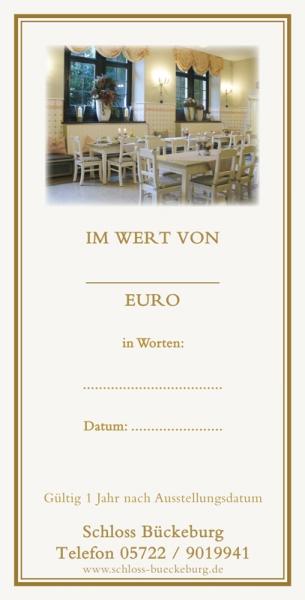 Gutschein - Schlossküche - Seite 2