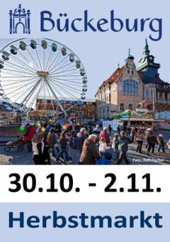 Plakat - Herbstmarkt 2015
