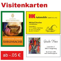 werbung-visitenkarten