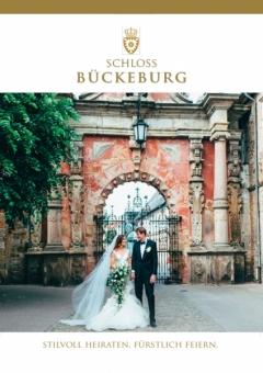 Broschüre - Fürstlich Feiern