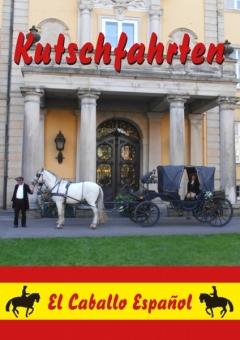 Flyer - Kutschfahrten El Caballo Espanol - Seite 1
