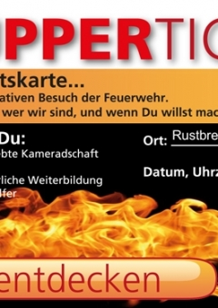 Gutschein - Schnupperticket
