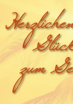 resdruck-postkarte-herzlichen-glueckwunsch-city-sun