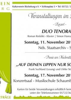 Plakat - 2013 November