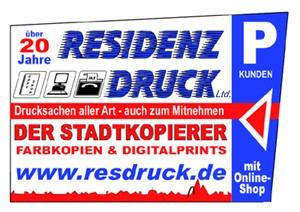 residenz-druck-logo