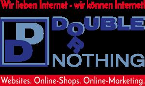 double or nothing: Wir lieben Internet - wir können Internet!